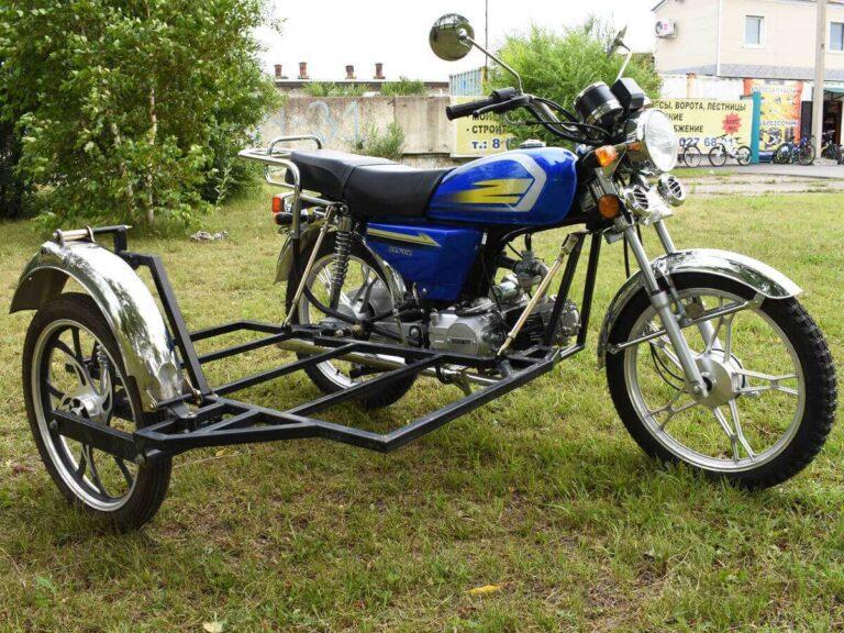Regulmoto мотоцикл 010