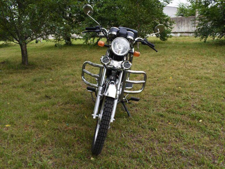 Regulmoto мотоцикл 06