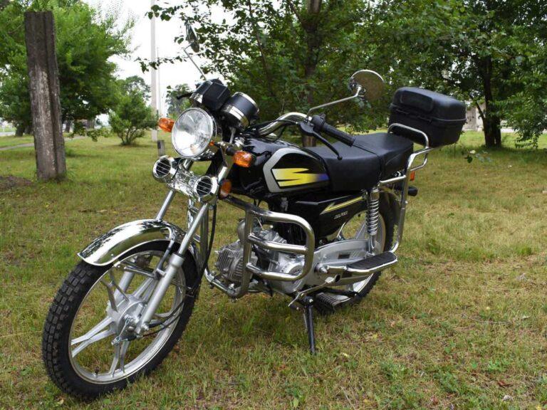 Regulmoto мотоцикл 07