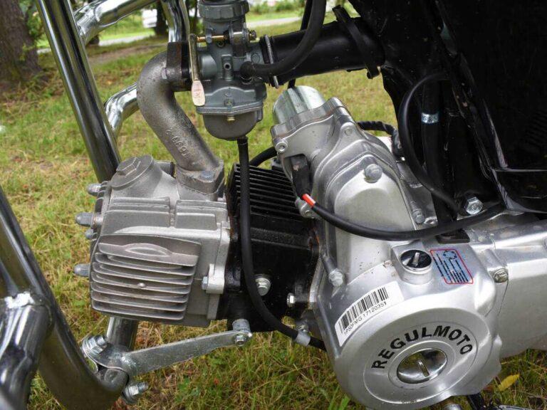 Regulmoto мотоцикл 08